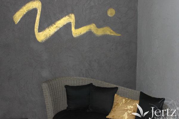 wandgestaltungen für hotel