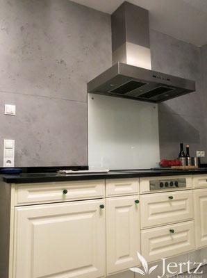 küchen Wandgestaltung