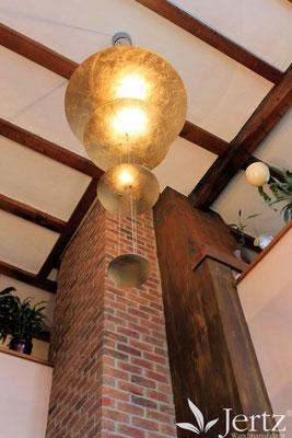 wandgestaltung im treppenhaus