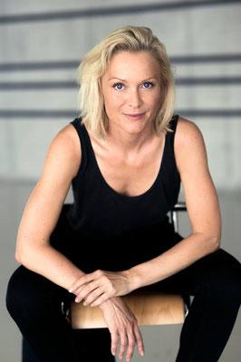 Foto von Schauspielerin Evi Meinardus, Hamburg, Fotografin: Ksenia Lapina, Herbst 2017