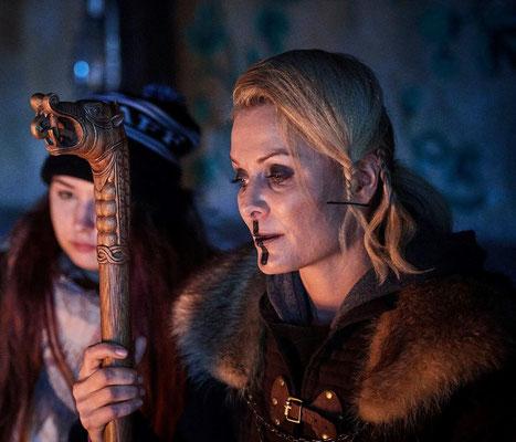 Evi Meinardus - Film Skorya 2019 - Priesterin Neyra - Mittelalter Fantasy - Foto: Nikolaj Georgiew