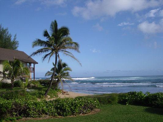 Hanalai Resort auf Kauai