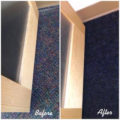 Carpet Full Room Dyeing
