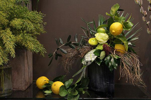 Und das Gemüt blüht auf dank dem Lieferdienst von «Blumen Götschi».