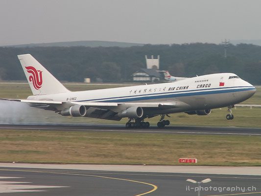 Boeing B747-200F, Air China Cargo, B-2462