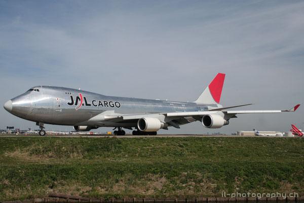 Boeing B747-400F, JAL Cargo, JA402J