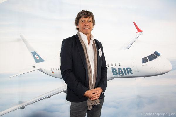 Der Tourismusexperte Andre Lüthi von der Globetrotter Travel Group wird im Verwaltungsrat der Flybair platz nehmen.
