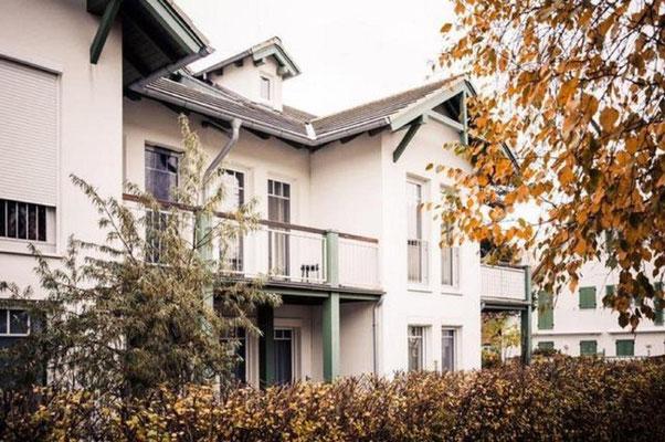 Bothmann strandnahe Ferienwohnungen auf Usedom, Karlshagen, Lindenweg 6e - für bi szu 4 Personen - Balkon