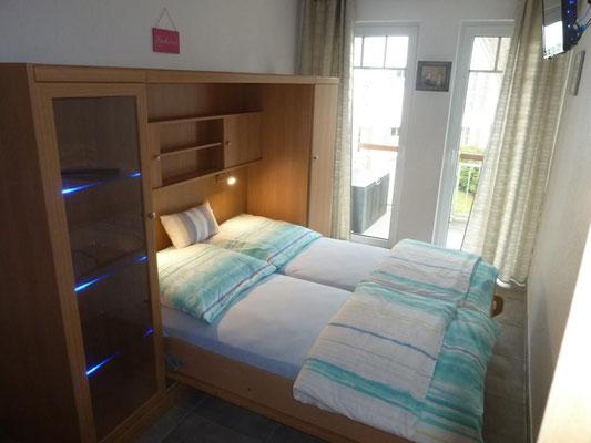 Bothmann strandnahe Ferienwohnungen auf Usedom, Karlshagen, Lindenweg 6e: schlafen (2)