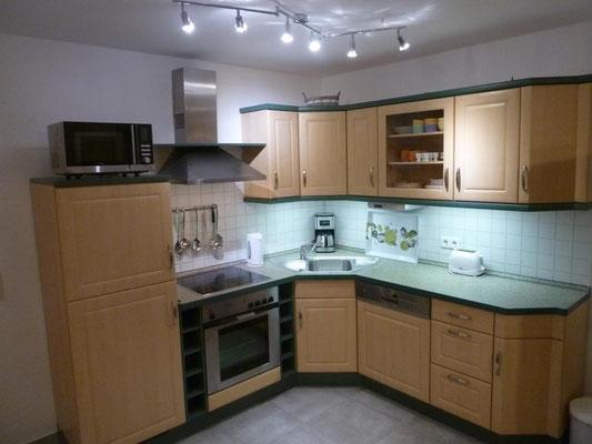 Bothmann strandnahe Ferienwohnungen auf Usedom, Karlshagen, Lindenweg 6e: kochen