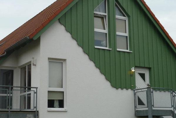 Bothmann - strandnahe Ferienwohnungen auf Usedom, Karlshagen, Weidenweg - untere Ebene: wohnen, kochen, essen, duschen