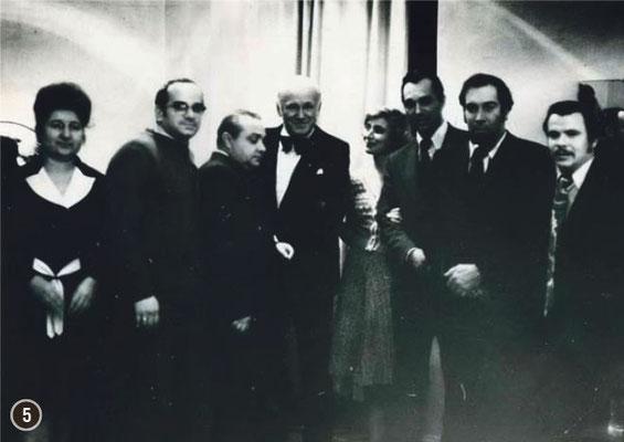 5. С.Рихтер с брестскими музыкантами