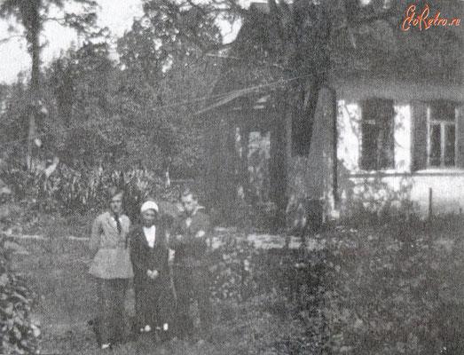 У деда П.П.Москалева в Житомире