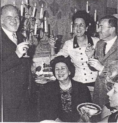 С Вассо Деветци 1964.