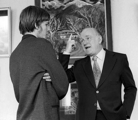 Рихтер и Сергей Прокофьев (внук).