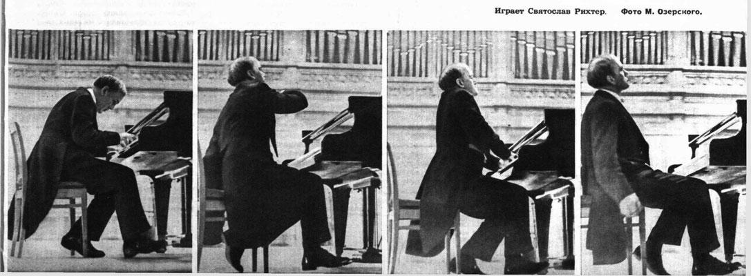 12) 1960 ноябрь №48 Огонек Нейгауз-3