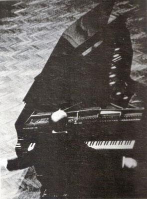 Al Festival di Spoleto (4-07-1967)