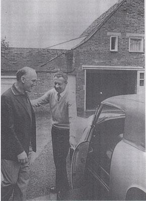 with Britten 1964