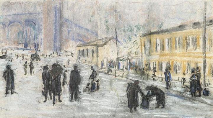 22) 1956_сценки на городской улице