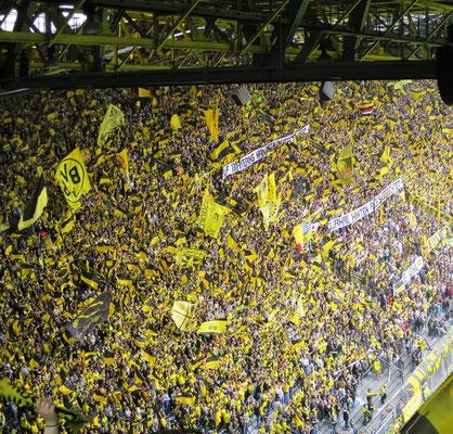 Das Stadion: der SIGNAL-IDUNA-PARK