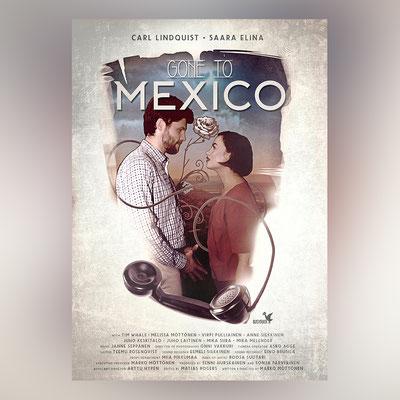 Gone to Mexico - elokuvajuliste