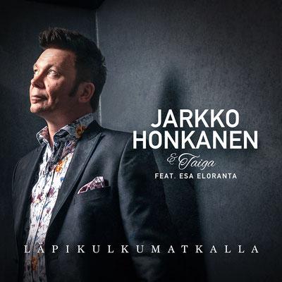 Jarkko Honkanen – singlen kansikuva, flyerit, fanikortit yms.