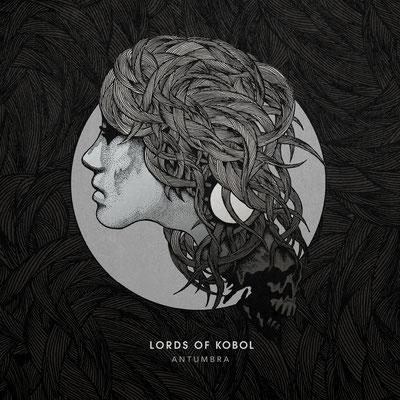 Lords of Kobol - levynkannet (tussi+kuvankäsittely)