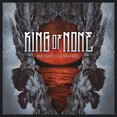 King of None - levyn kansikuva (omat valokuvat+kuvankäsittely)