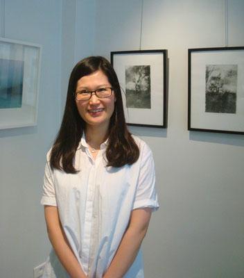 Hee-Jung Jung à la Galerie Denys Eustace
