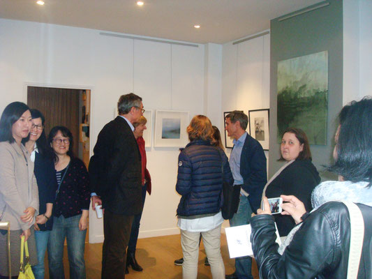 Exposition Hee-Jung Jung à la Galerie Denys Eustace