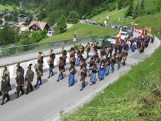 Processie in Heiligenbut                                                                                             2009