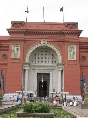 Egyptisch Museum - Caïro