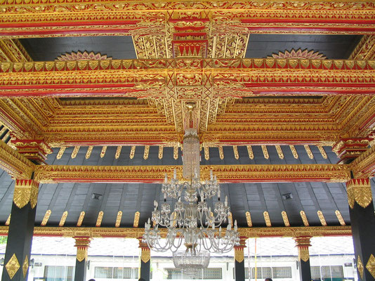 Kraton - paleis van de sultan Yogyakarta