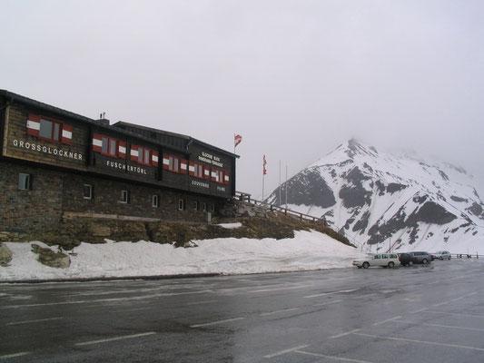 Edelweissspitze 2571 m.                                                                                            2005