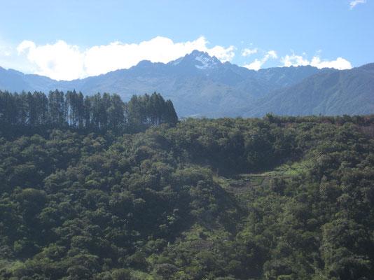 Pico Bolivar - de hoogste berg van Venezuela