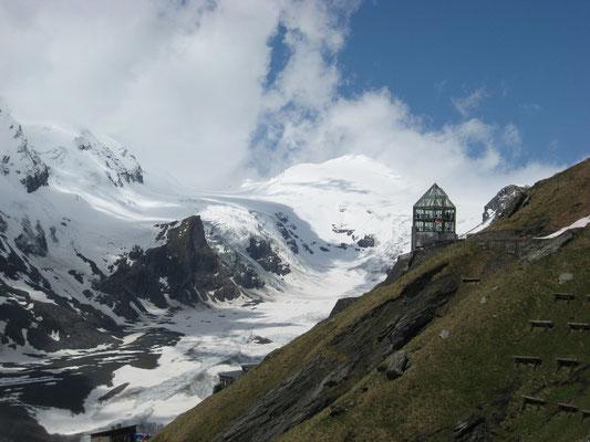 Pasterze gletsjer                                                                                                        2009