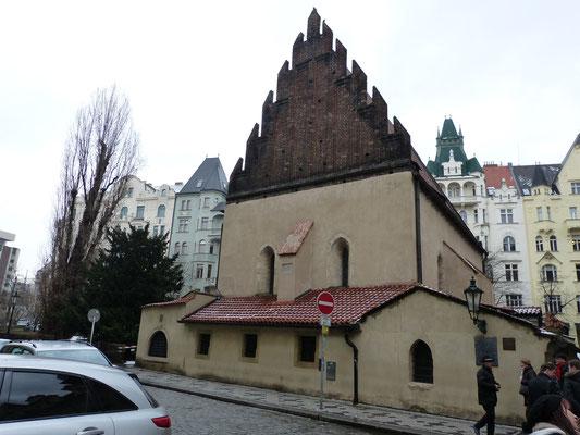 Oud Nieuw synagoge