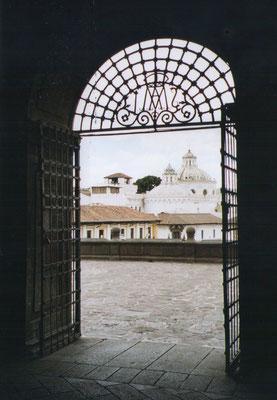 Iglesia de San Fransisco - oudste kerk van Quito