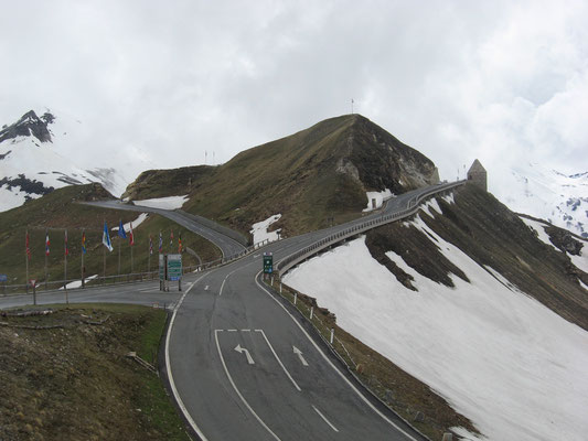 Edelweissspitze 2571 m.                                                                                            2009