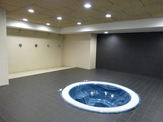 De kleedkamer