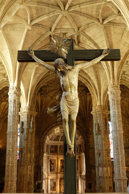 Kapel van het Mosteiro dos Jerónimos