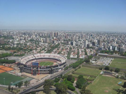 Buenos Aires uit de lucht