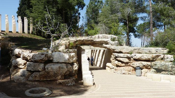 Yad Vashem, Kindermonument