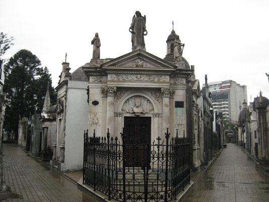 Recoleta begraafplaats