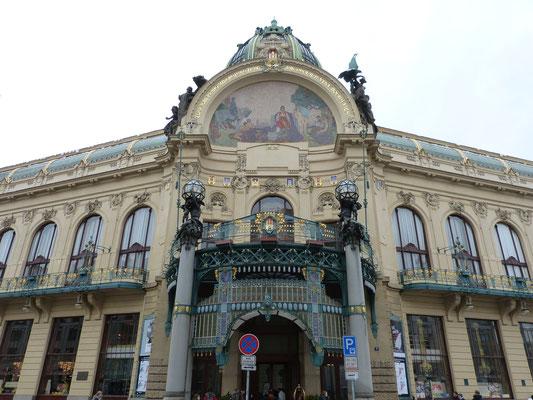 Art Nouveau stadhuis