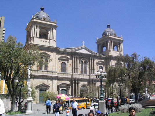 Kathedraal La Paz
