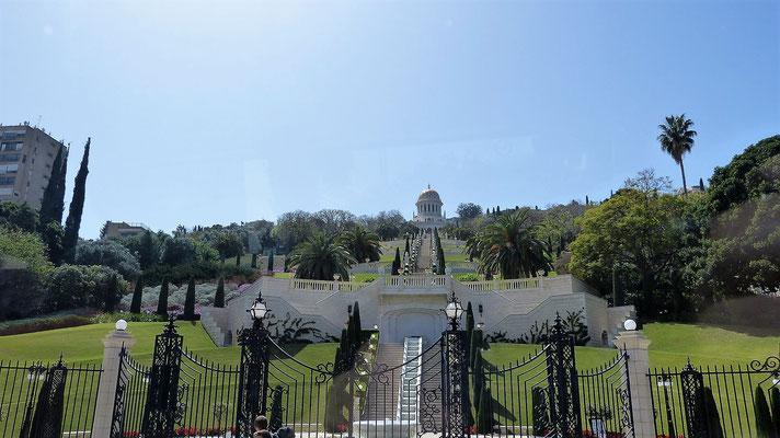 Bahá'í tempel Haifa