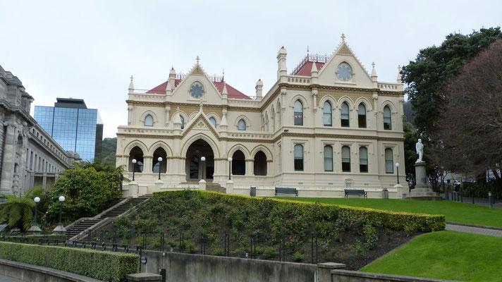 Bibliotheek van het Parlement