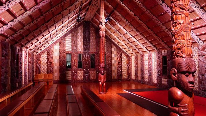 Maori huis, Waitangi Treaty Grounds
