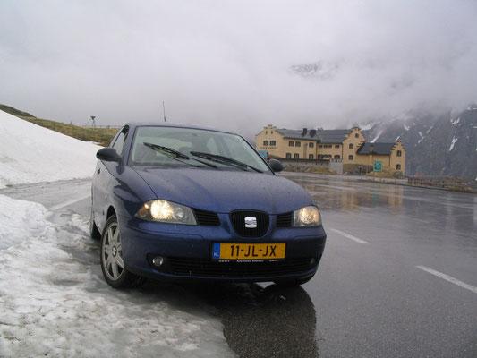 Rijden door de sneeuw                                                                                               2005